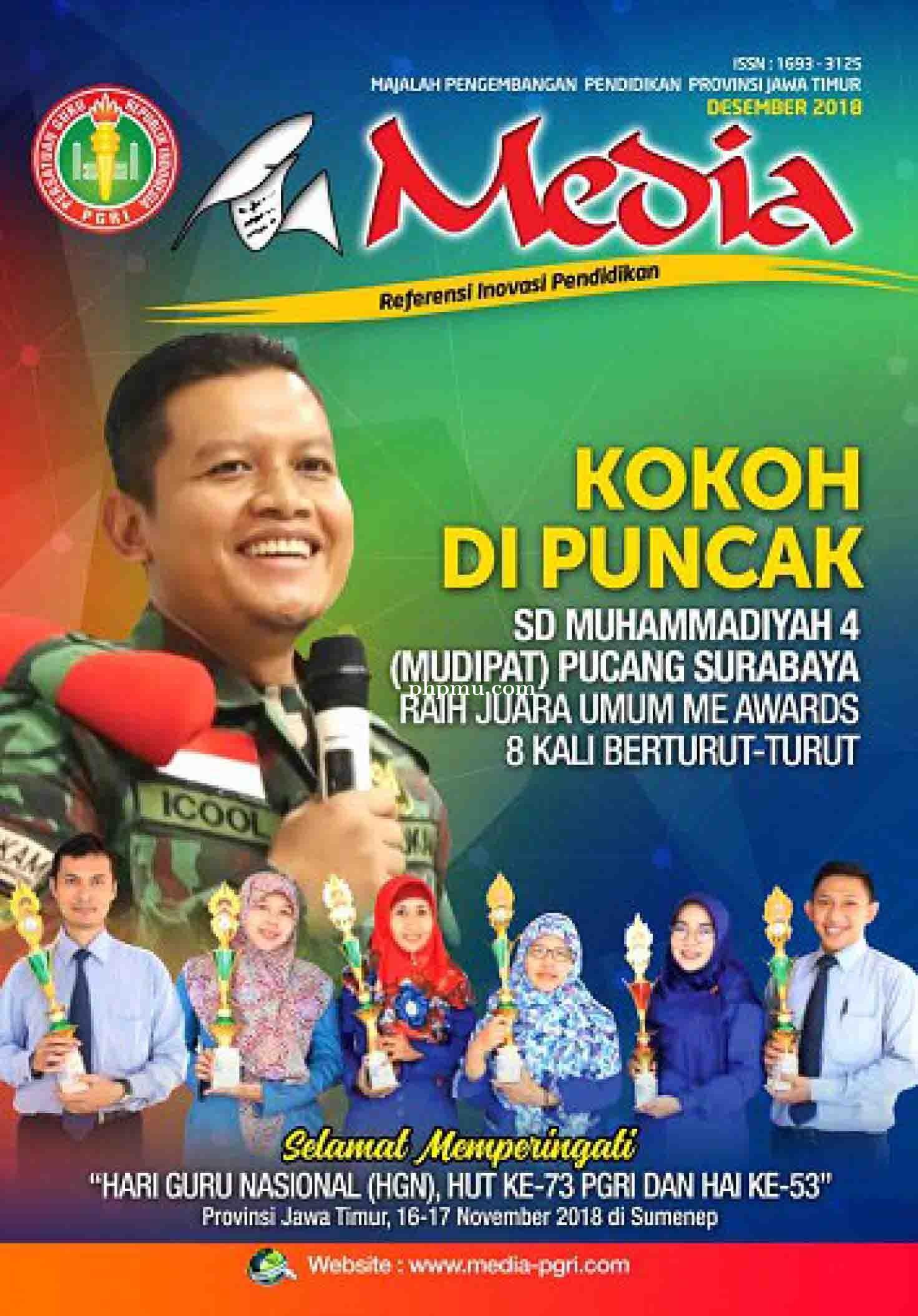 Majalah Media Bulan Desember 2018
